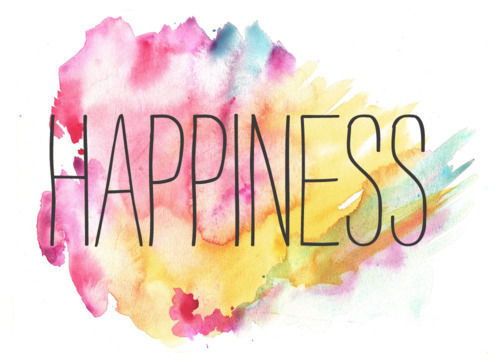 Happiness - pursuing happiness in 3 steps